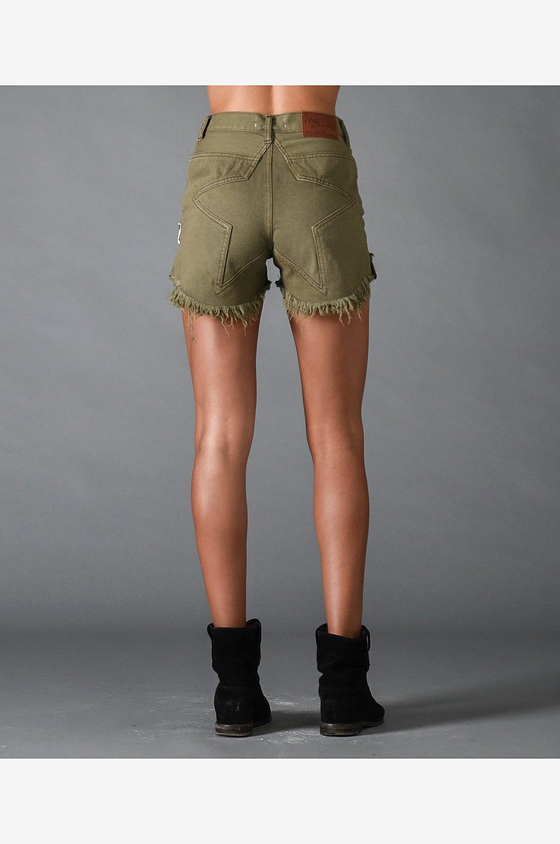 Shorts Juliettes, slim loosefit
