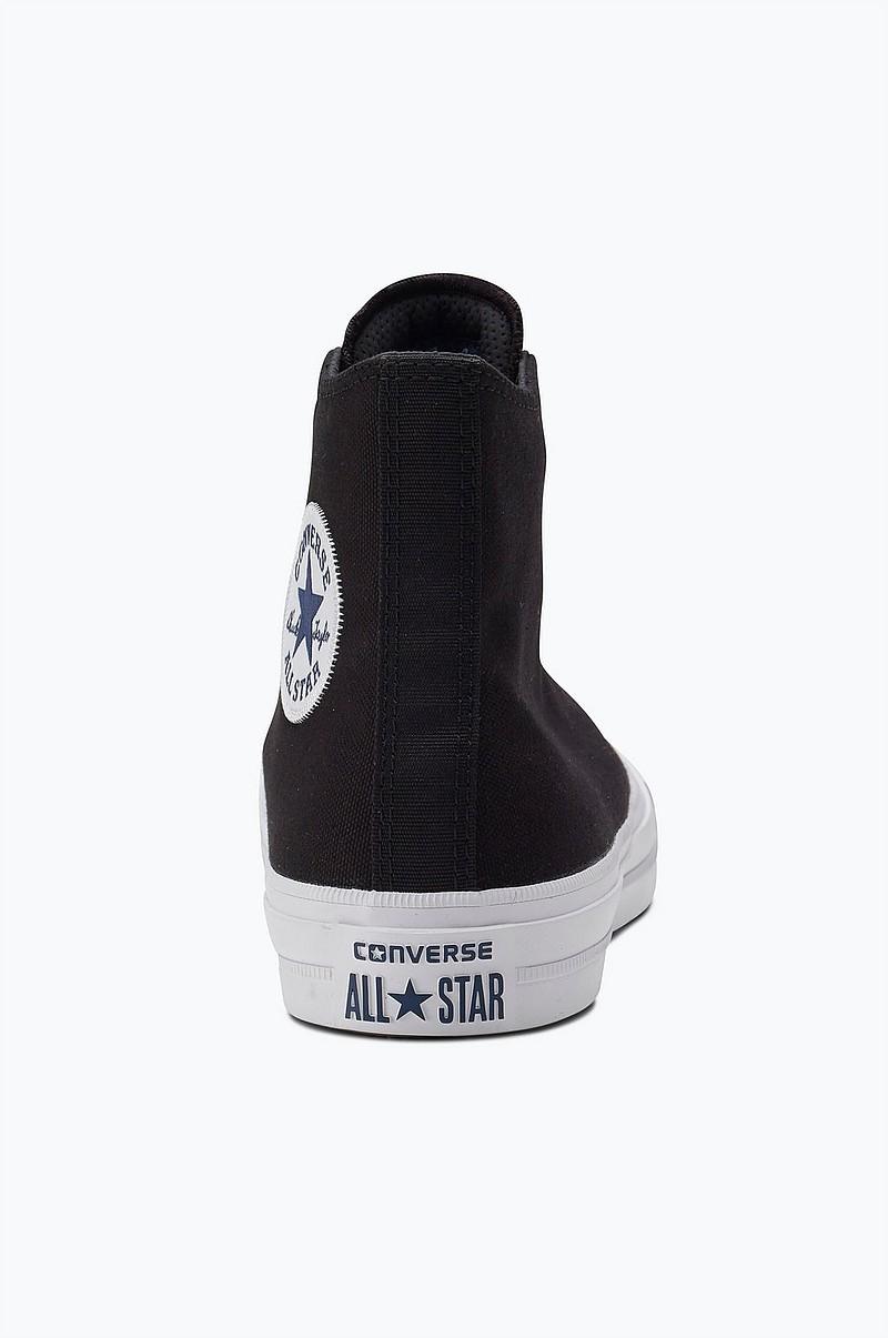 Converse Chuck Taylor All Star II Hi -varsitennarit - Musta - Naiset ... 1c50019b00