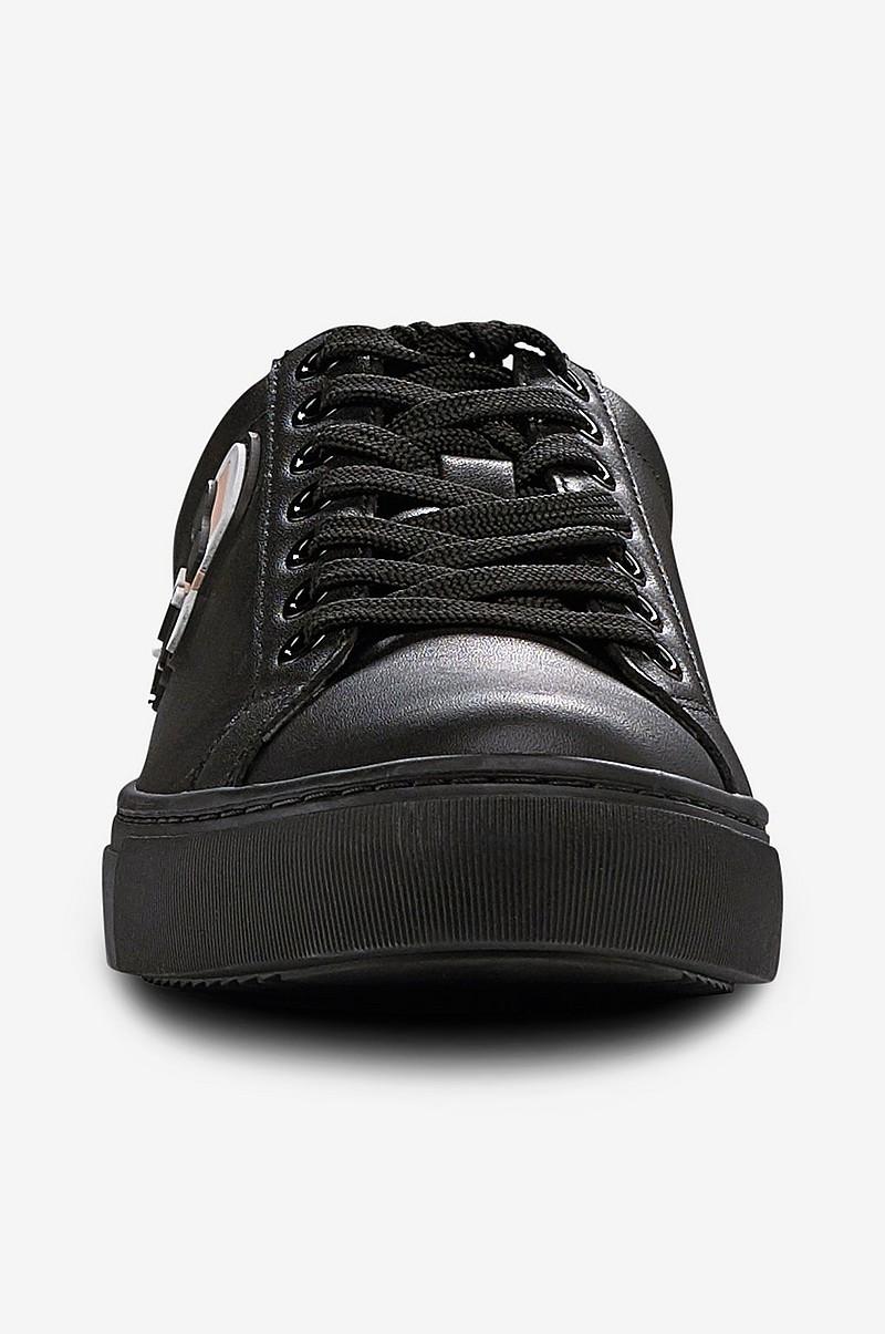57f037b97ff Karl Lagerfeld Sneakers Kupsole Karl Ikonic LO Lace - Svart - Dame ...