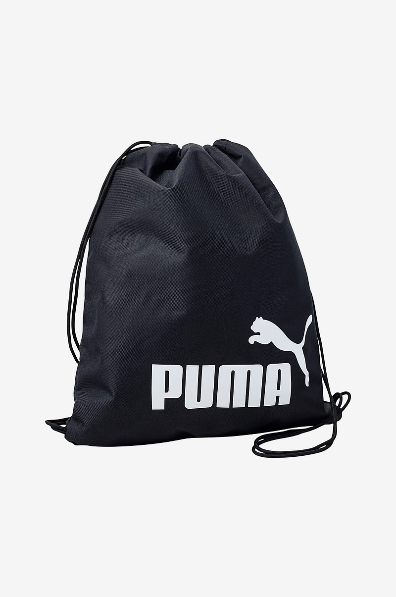fde478d4b Puma Gympose Phase Gym Sack - Svart - Barn - Ellos.no
