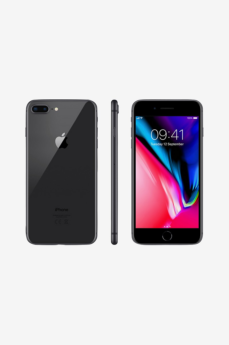 iPhone 8 Plus 256 GB Space Gray