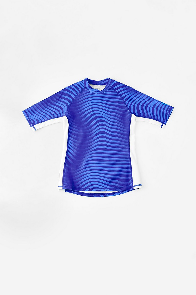 8ec7c35c Reima UV-T-shirt Fiji - Blå - Børn - Ellos.dk