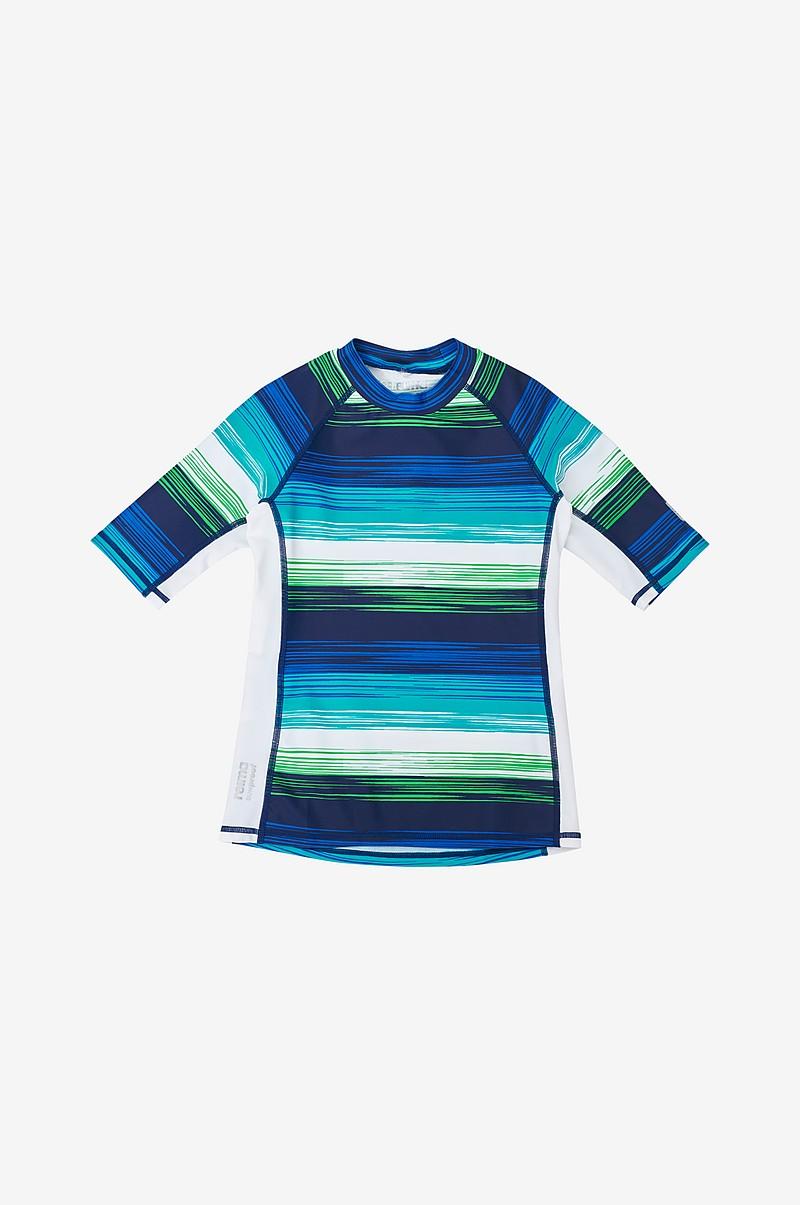 aaffd851 Reima UV-t-shirt Fiji - Blå - Barn - Ellos.se