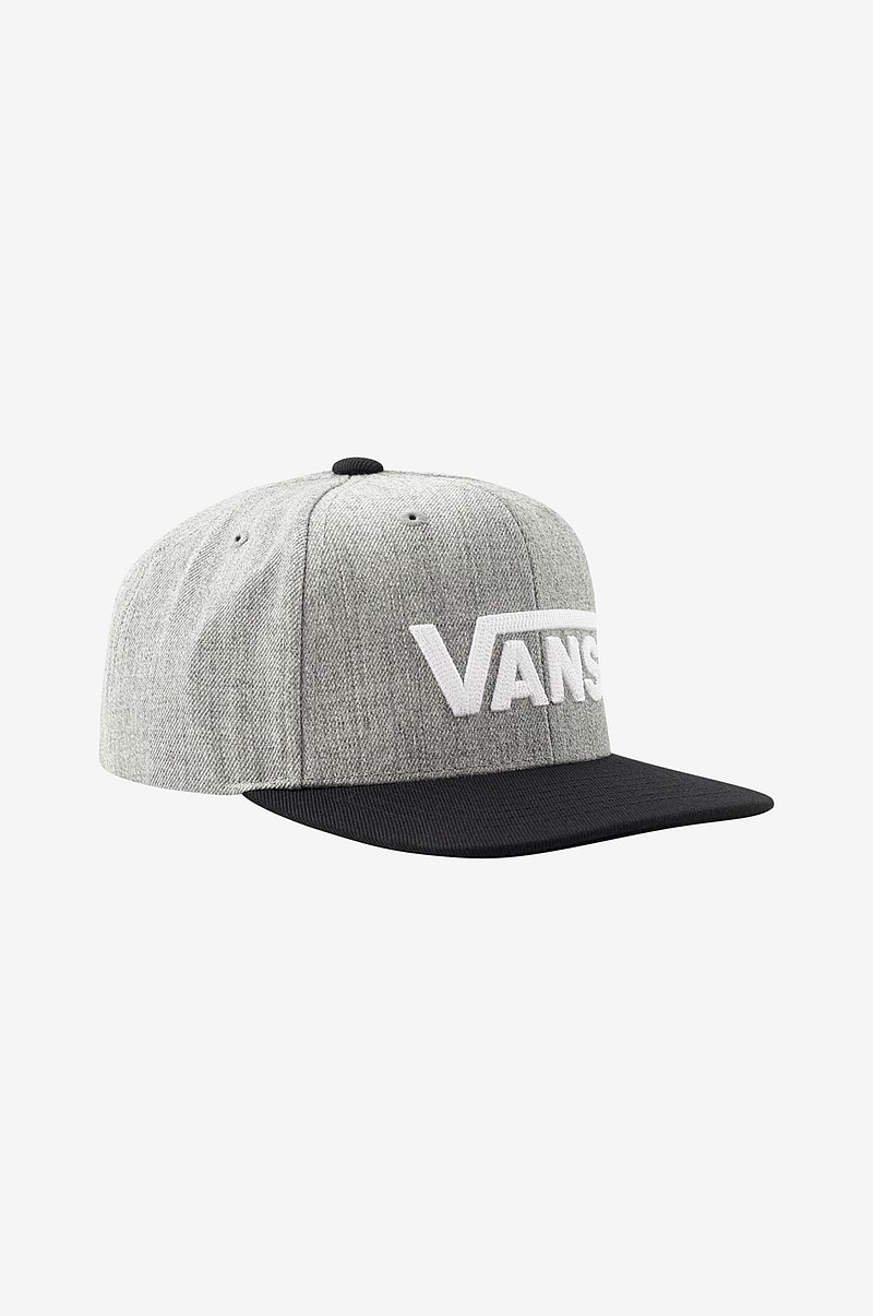 Vans By Drop V II Snapbac -lippis - Harmaa - Lapset - Ellos.fi f78b029d6f