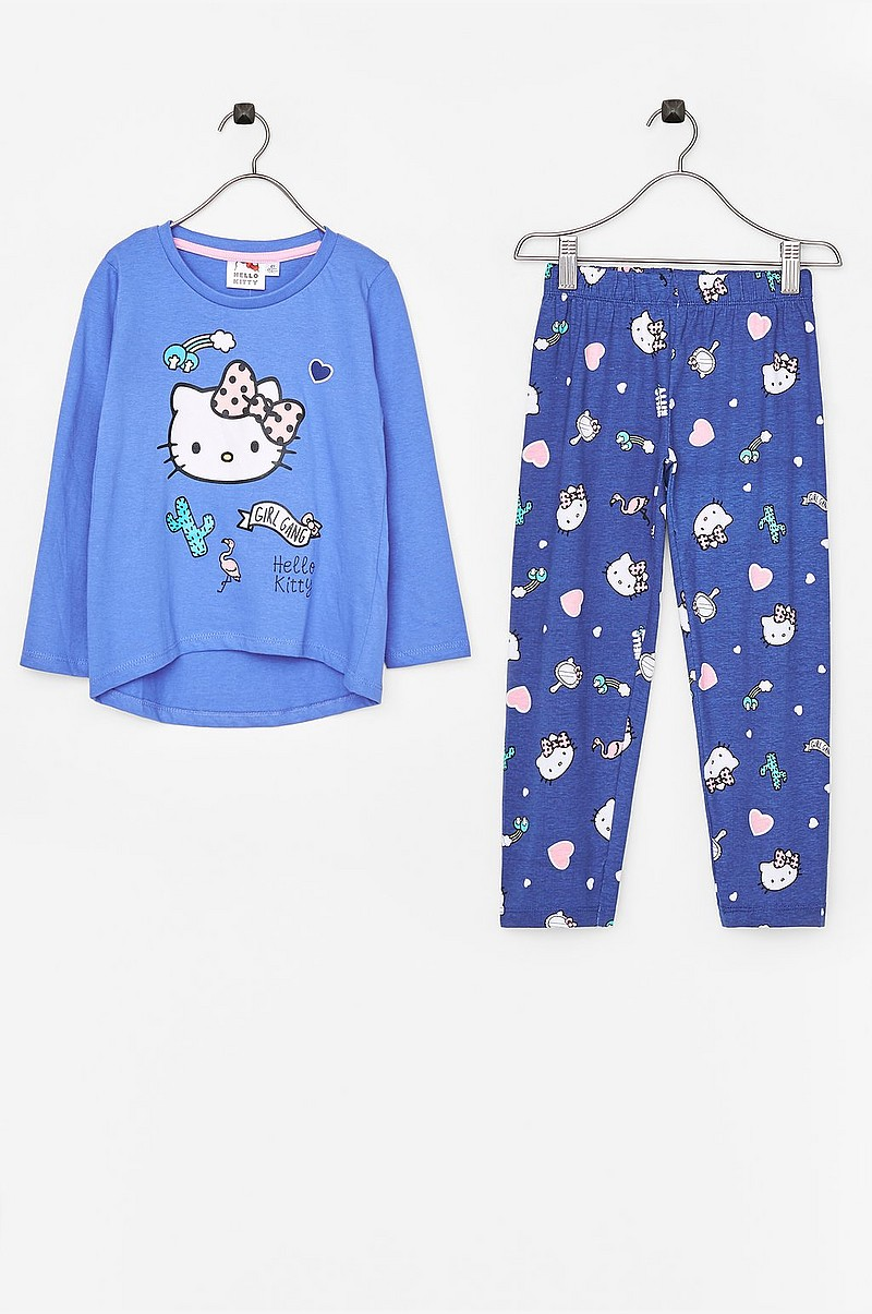LS Pyjama Hello Kitty pyjama, 2 osaa