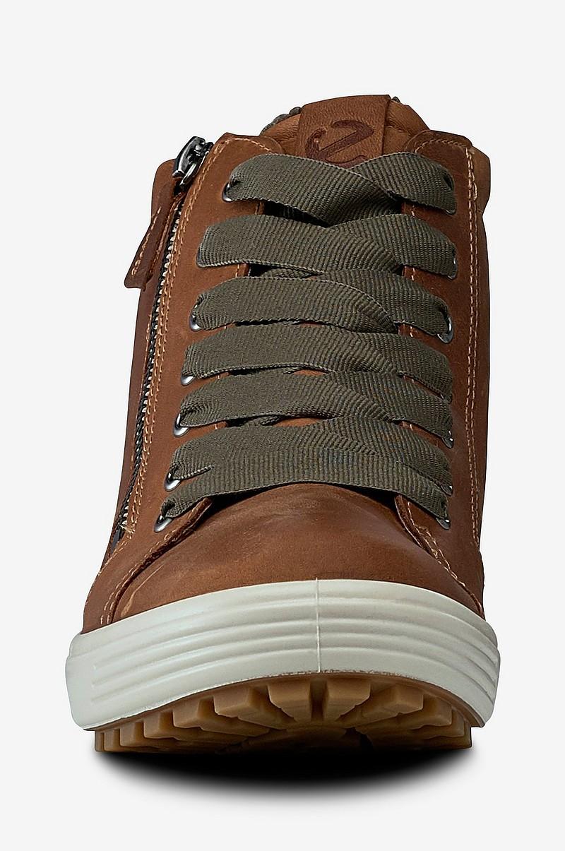 ed832d7ca0a ecco Sneakers Soft 7 Tred L - Natur - Dam - Ellos.se