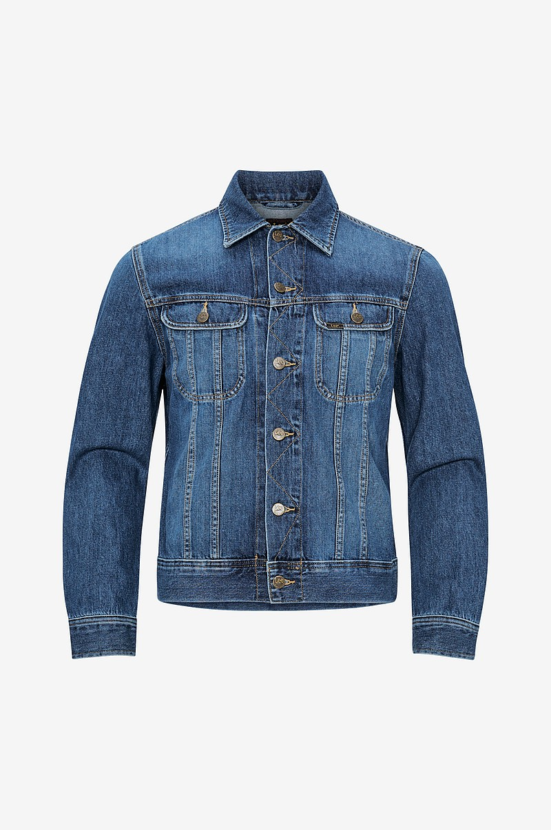 Denimjakke Slim Rider Flick Dark