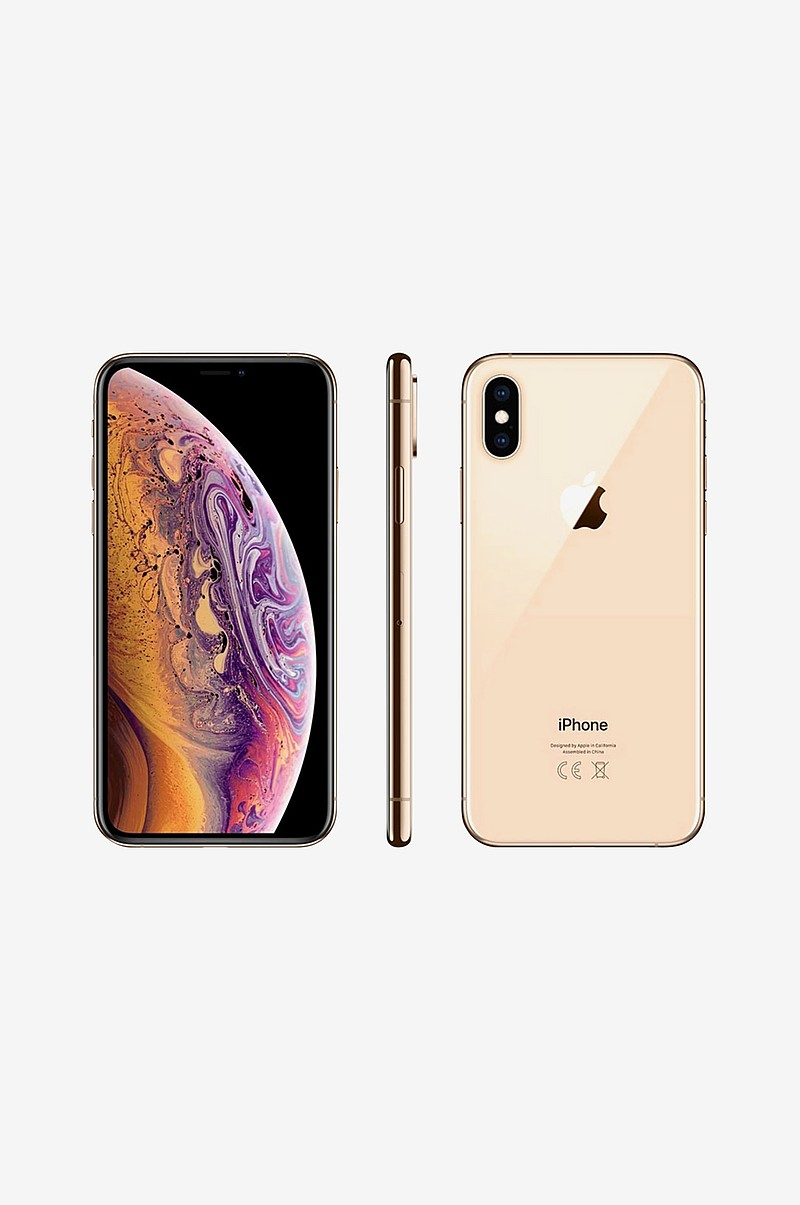 iPhone XS 256GB Gold MT9K2
