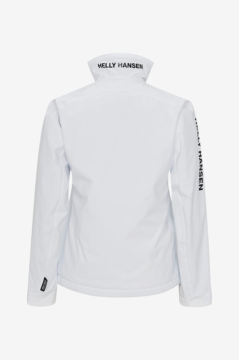 a050af25e8 Helly Hansen Jacka W HP Racing Midlayer Jacket - Vit - Dam - Ellos.se