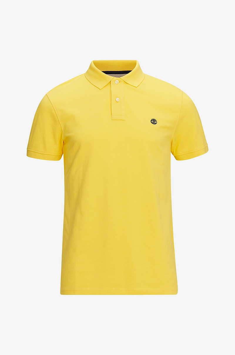 Poloshirt SS Millers River Pique Slim Polo