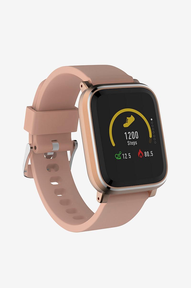 denver sw160 rose smartwatch dam ellosse