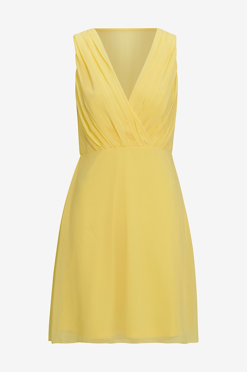 Kjole viAlli S/L Dress