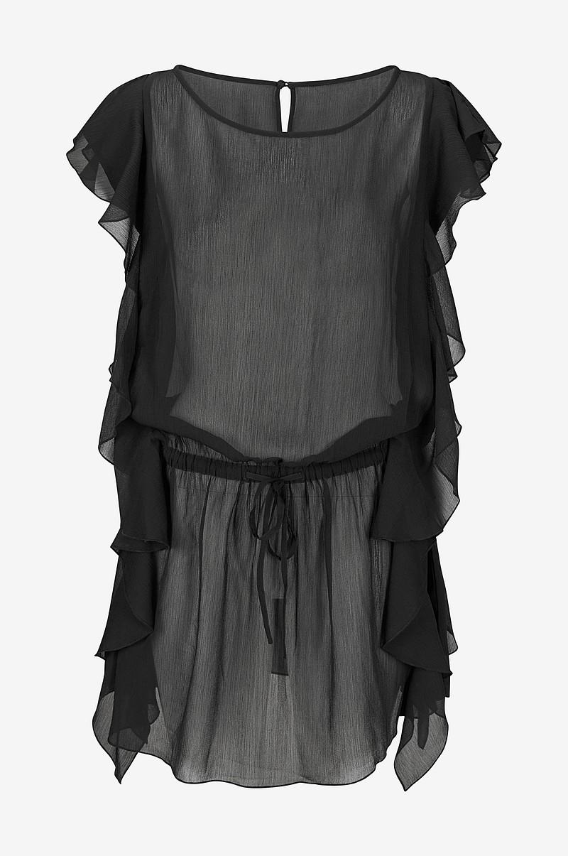 f77a74b29ae3 Ellos Collection Strandklänning Sarah - Svart - Dam - Ellos.se