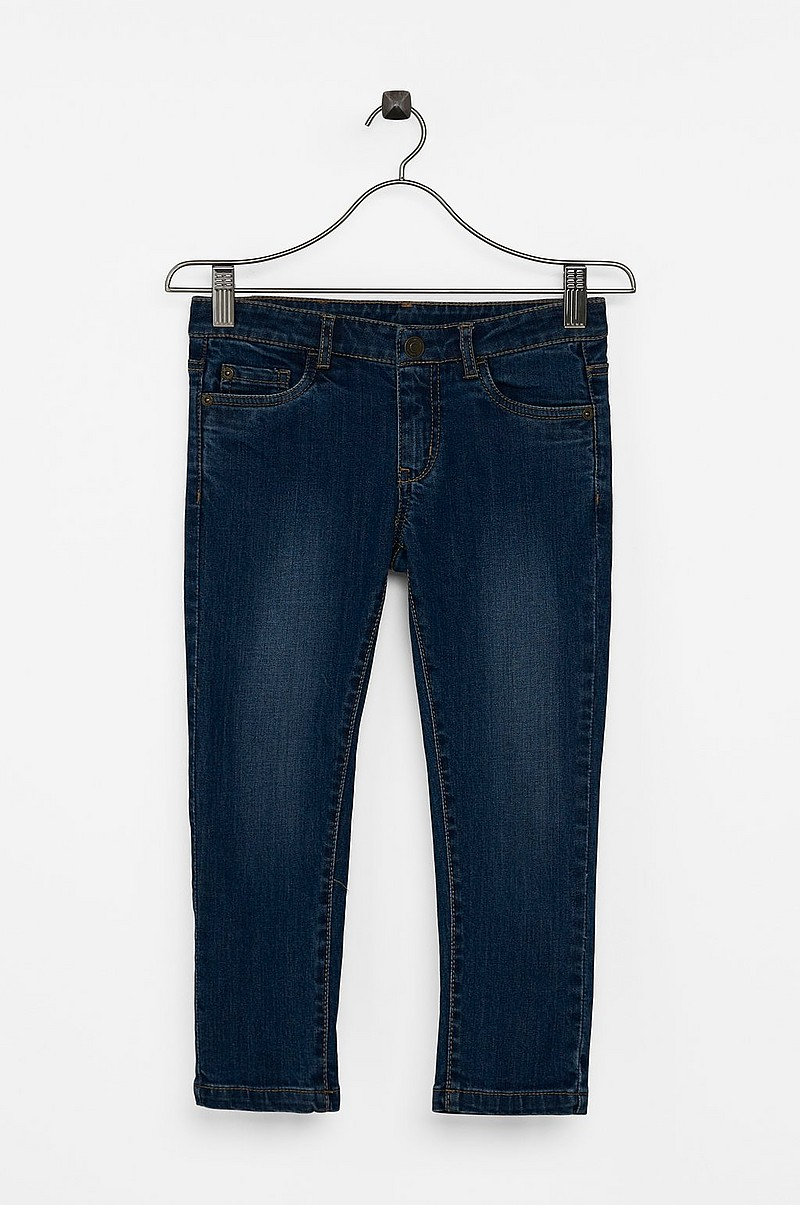 04768953 Ellos Kids Jeans Basic D-størrelse - Blå - Børn - Ellos.dk