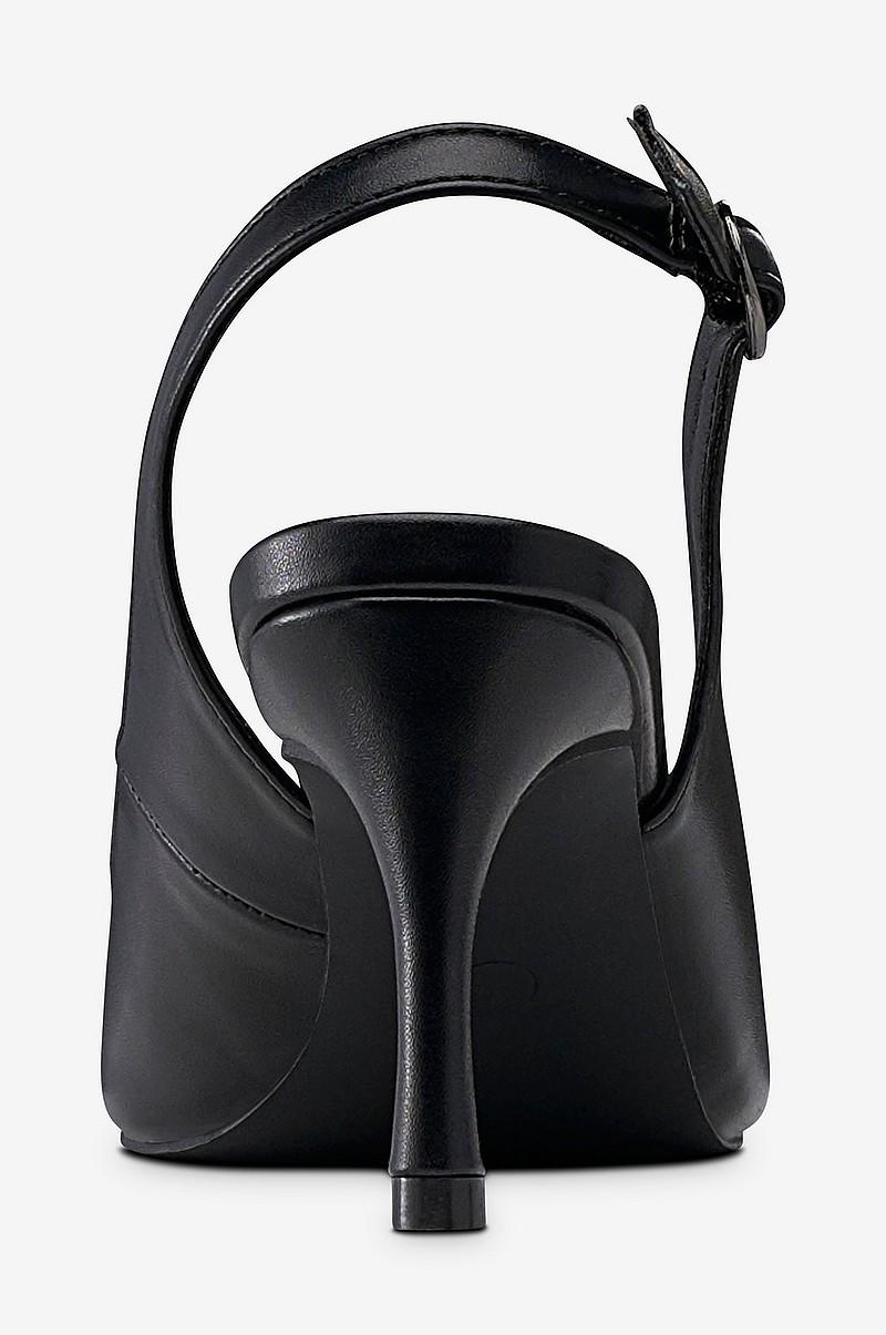 Ellos Shoes Wichita Slingback -avokkaat - Musta - Naiset - Ellos.fi cf20660c89