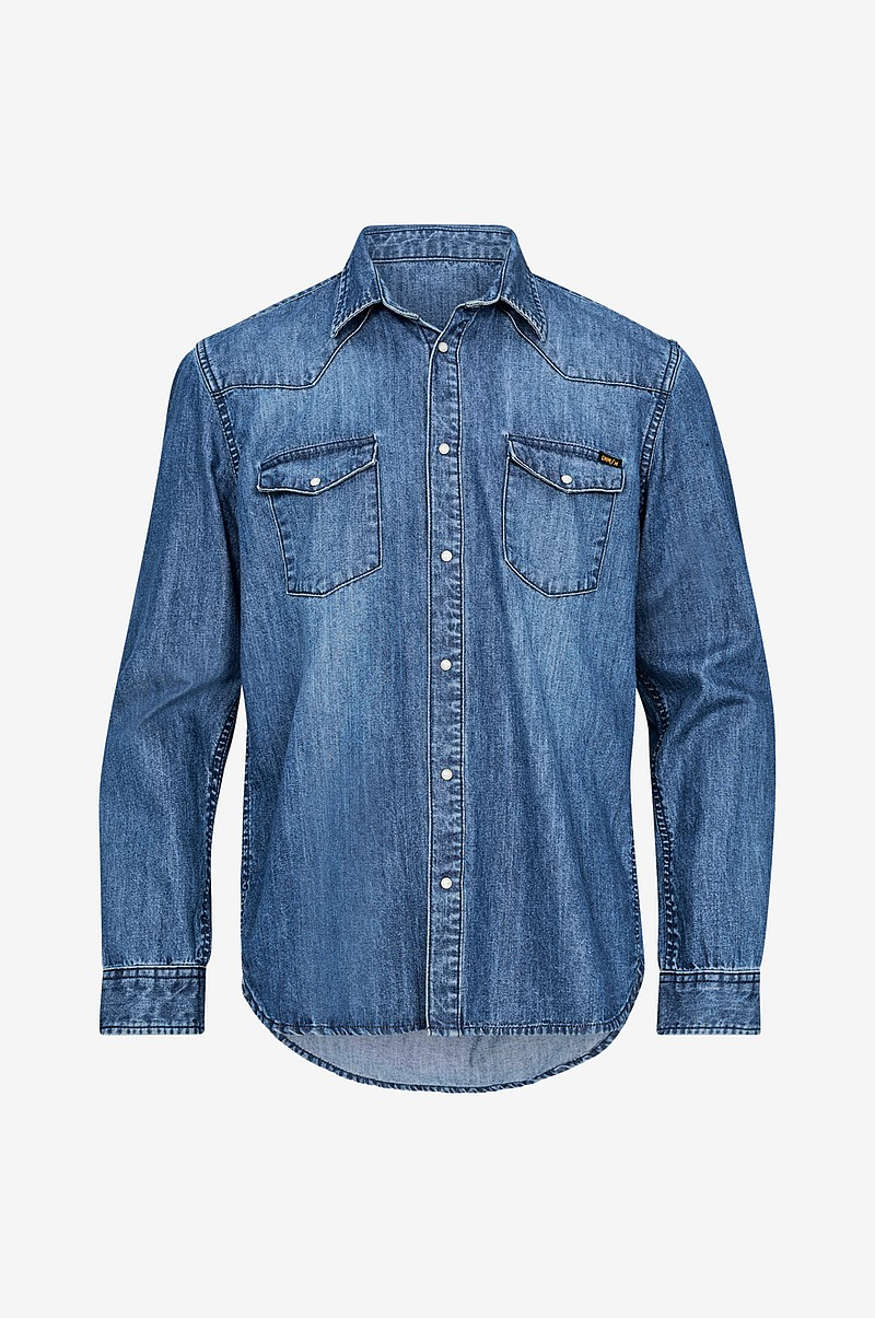 Denimskjorte Tim