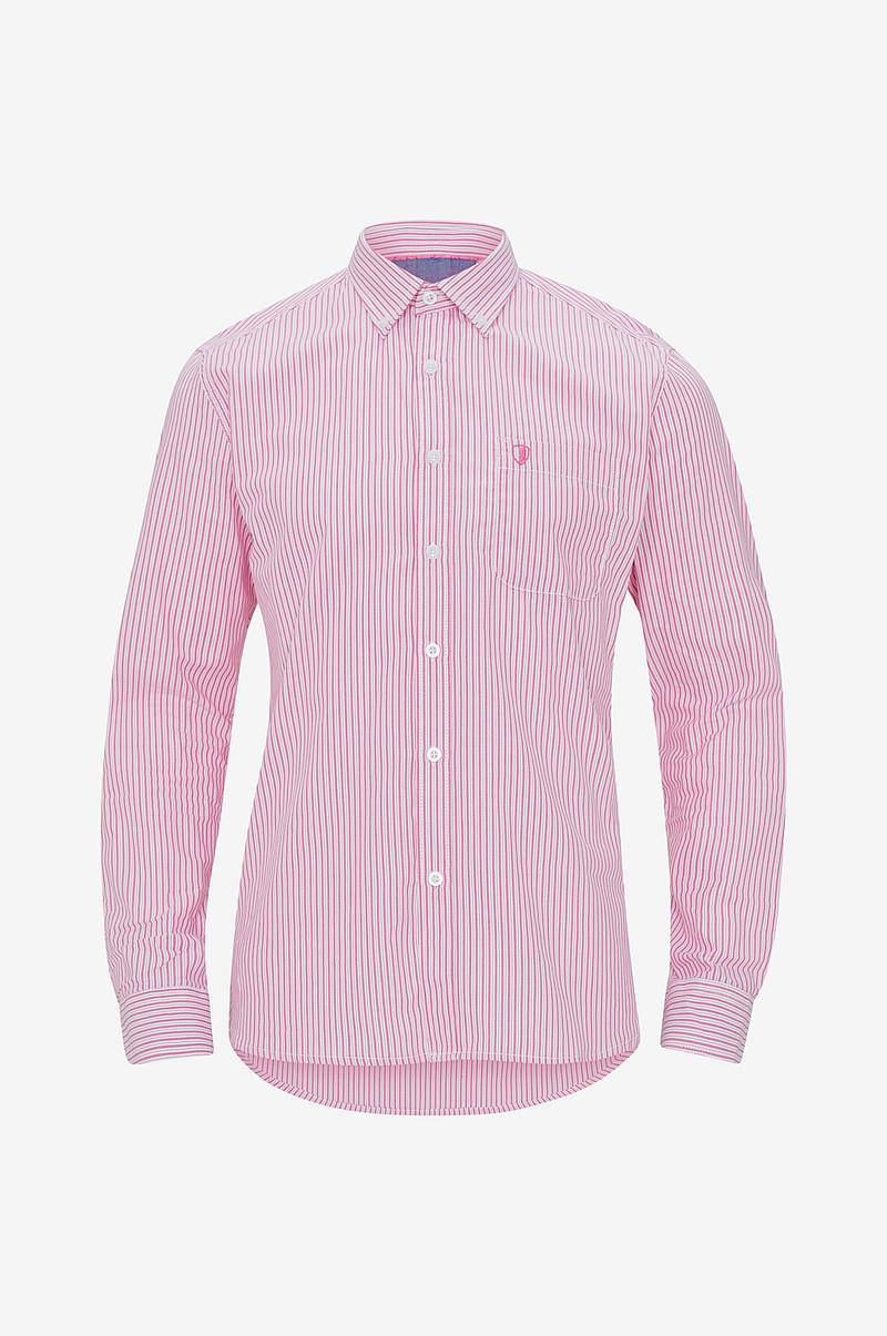 Skjorte med button down-krage