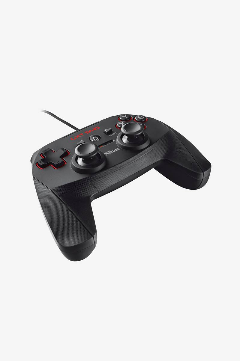 GXT 540 Wired Gamepad PC/PS3