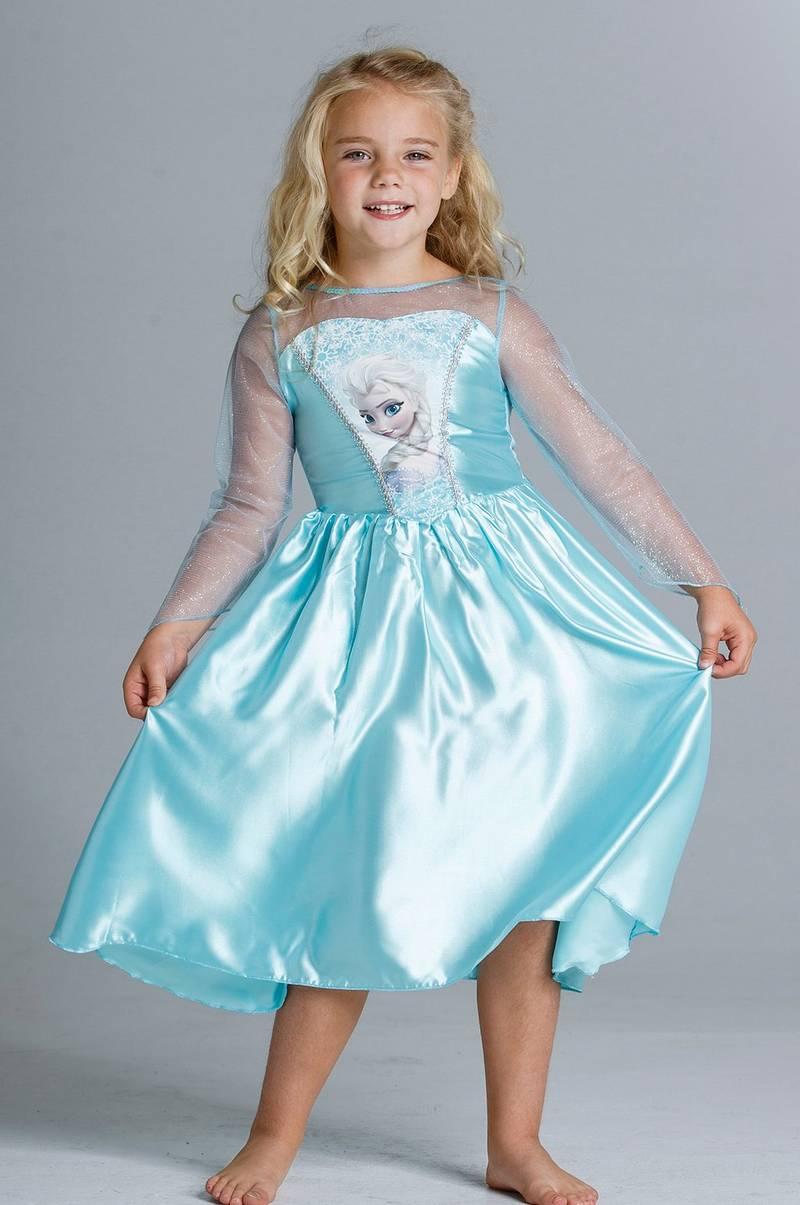 fbbb9210d866 nok Disney Frozen Frost kjole Elsa