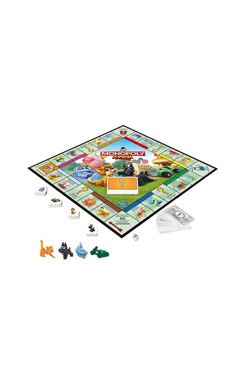 Monopoly Säännöt