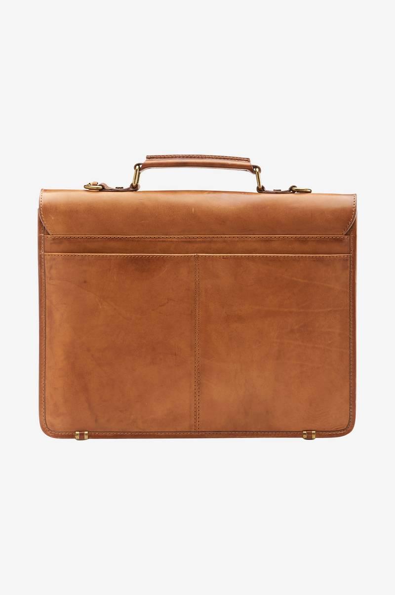 Exklusiva Väskor Herr : Morris portf?lj brun herr ellos