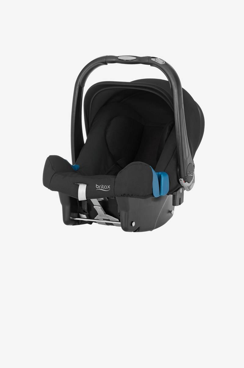 britax britax baby safe plus shr ii svart barn. Black Bedroom Furniture Sets. Home Design Ideas