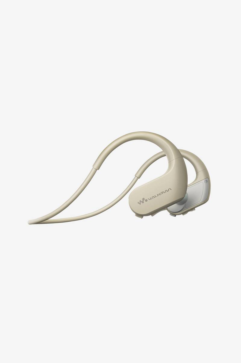 SPORT Walkman 4GB Creme/White