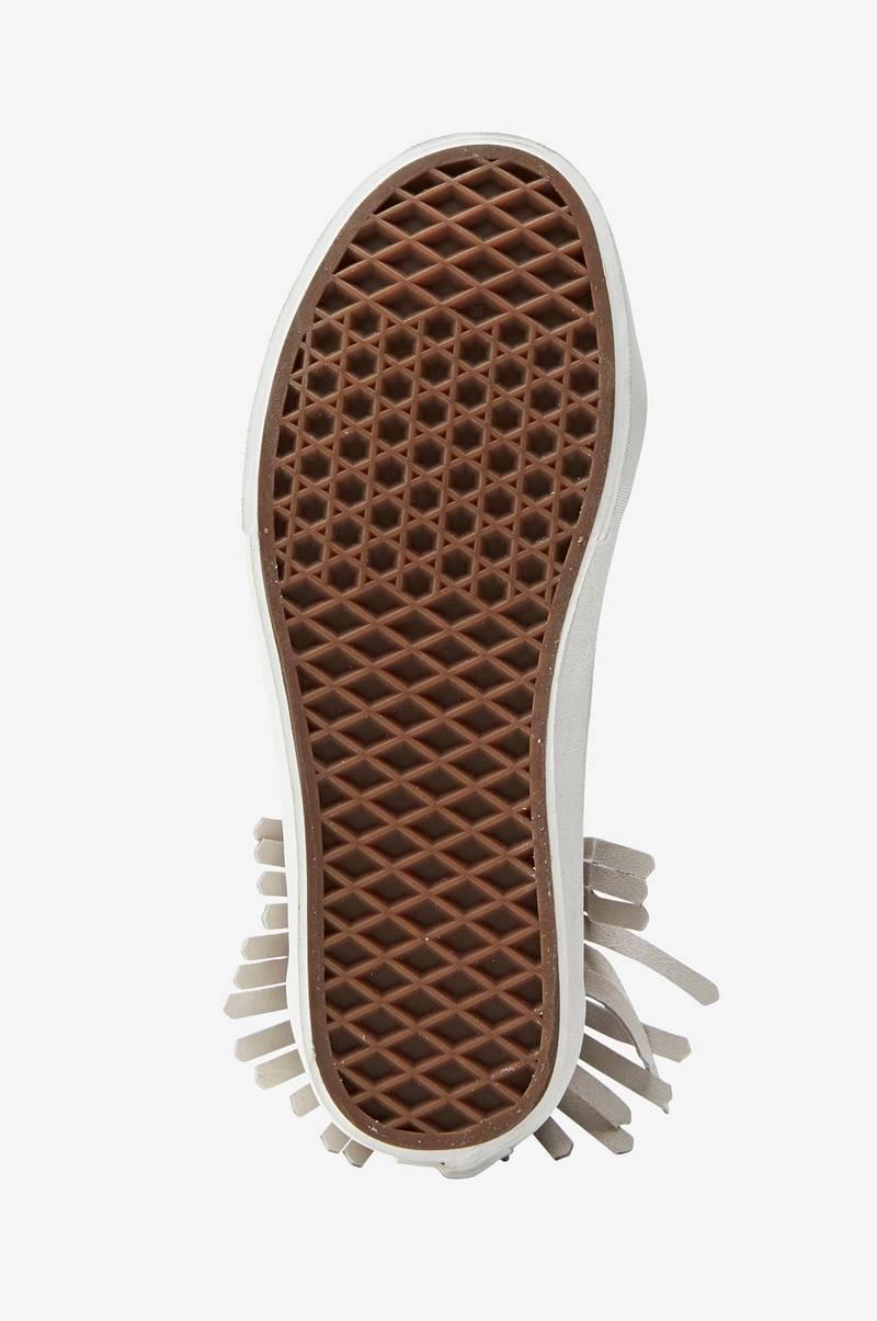 Vans Sneakers SK8 Hi Moc - Hvid - Dame - Ellos.dk