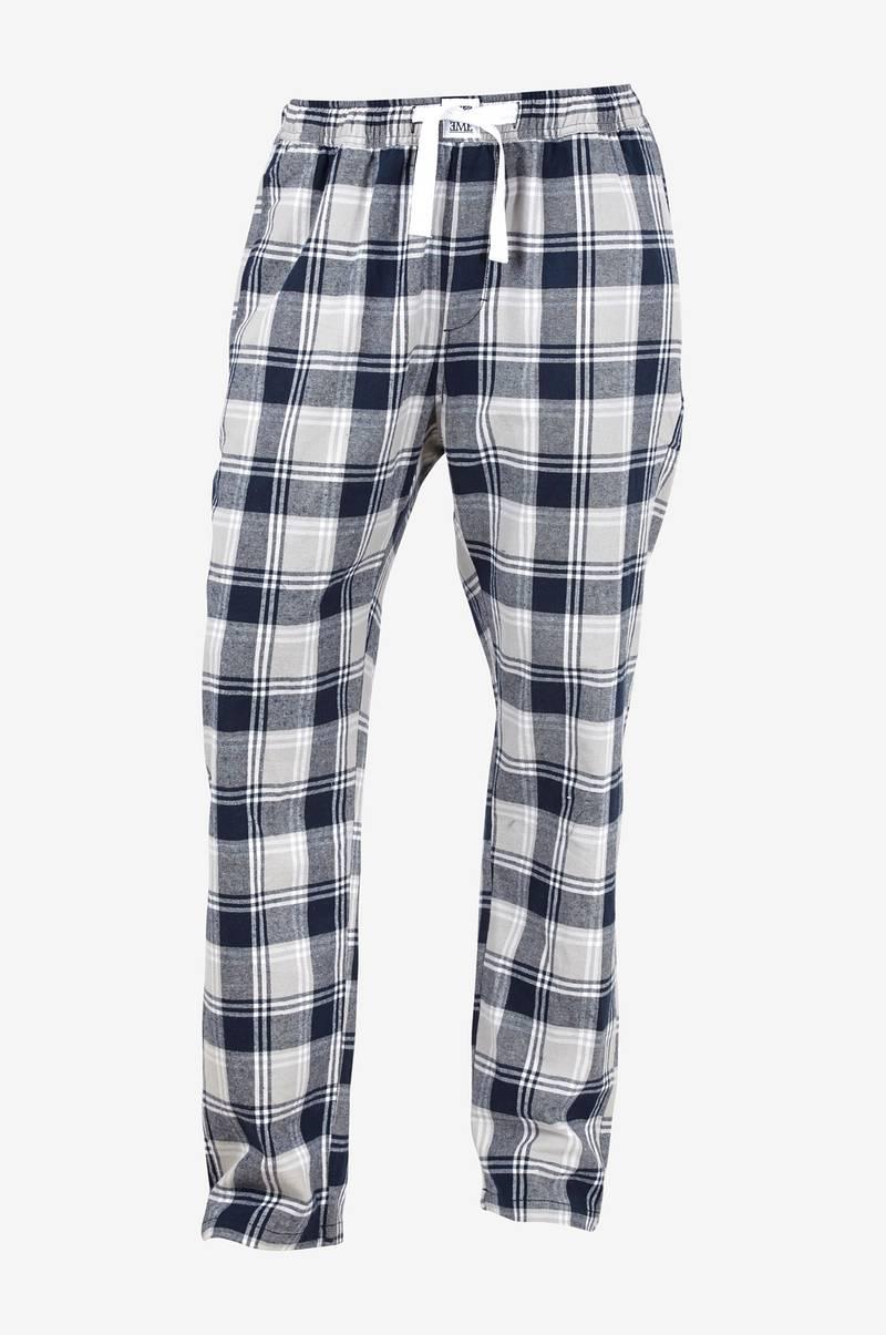 Ellos Men Pyjamasbyxa i flanell - Blå - Herr - Ellos.se b3b1309b255c0