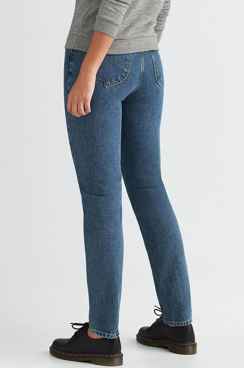 Jeans Mom Straight