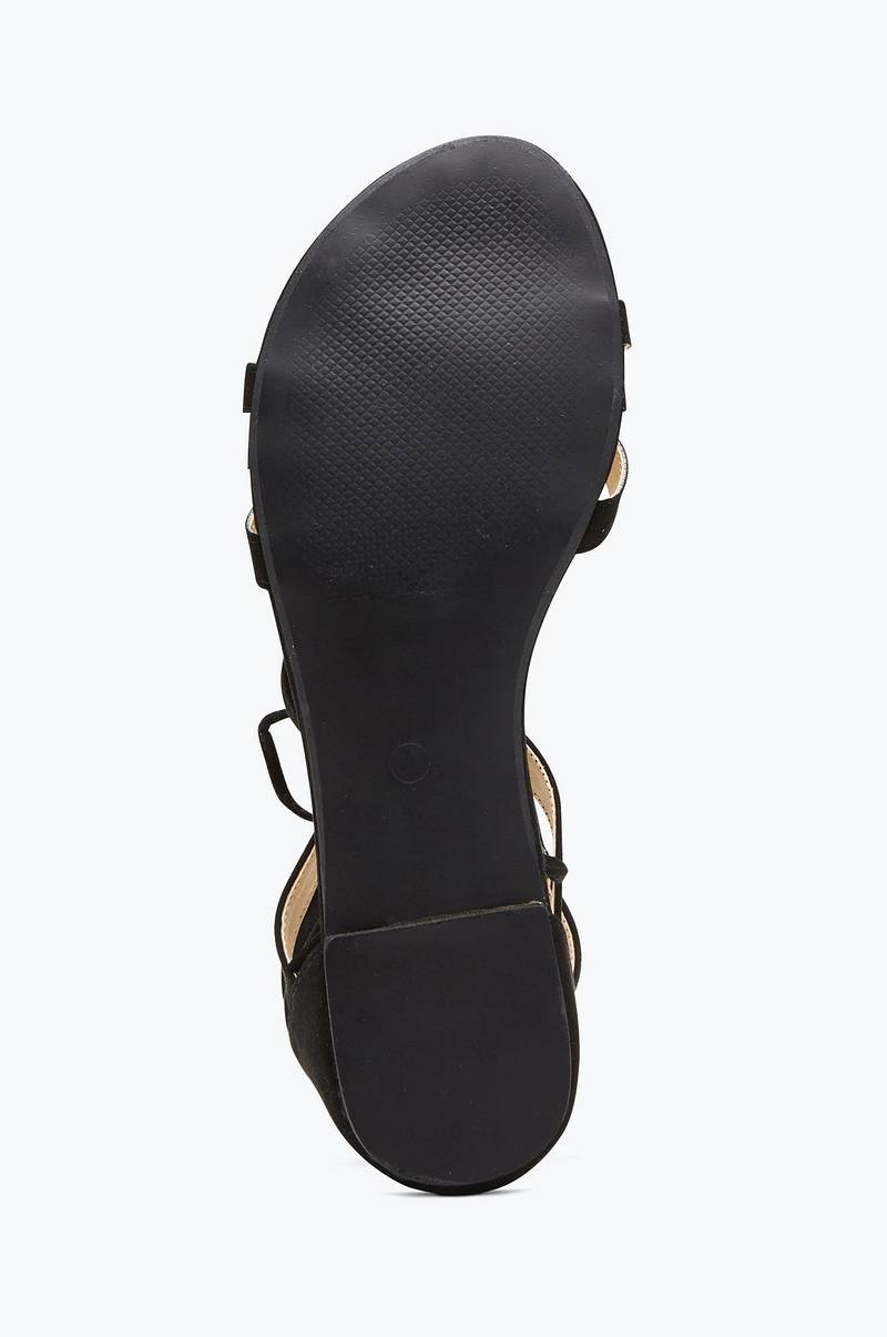 9005492d014 Ellos Shoes Remsandal - Svart - Dam - Ellos.se
