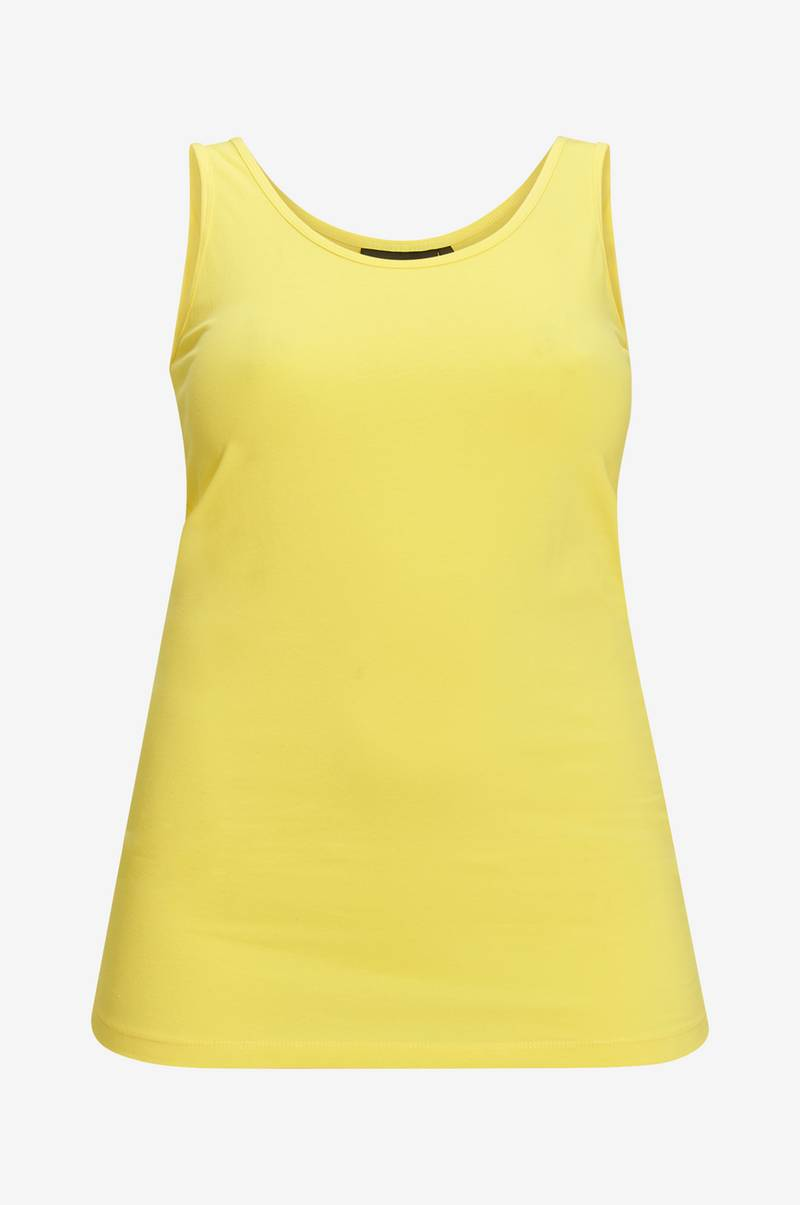 Tank-top, slim fit