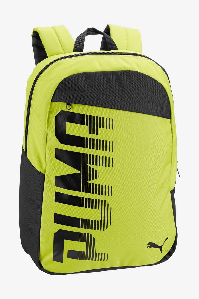 puoleen hintaan super halpa yksityiskohtaisesti Puma Pioneer Backpack I -reppu - Keltainen - Naiset - Ellos.fi