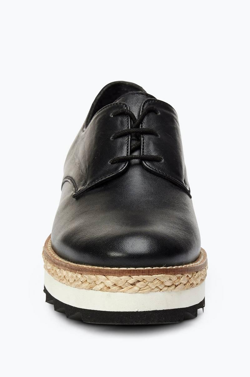 Ellos Shoes Lågsko med snörning - Svart - Dam - Ellos.se 2137c5e8d0c82
