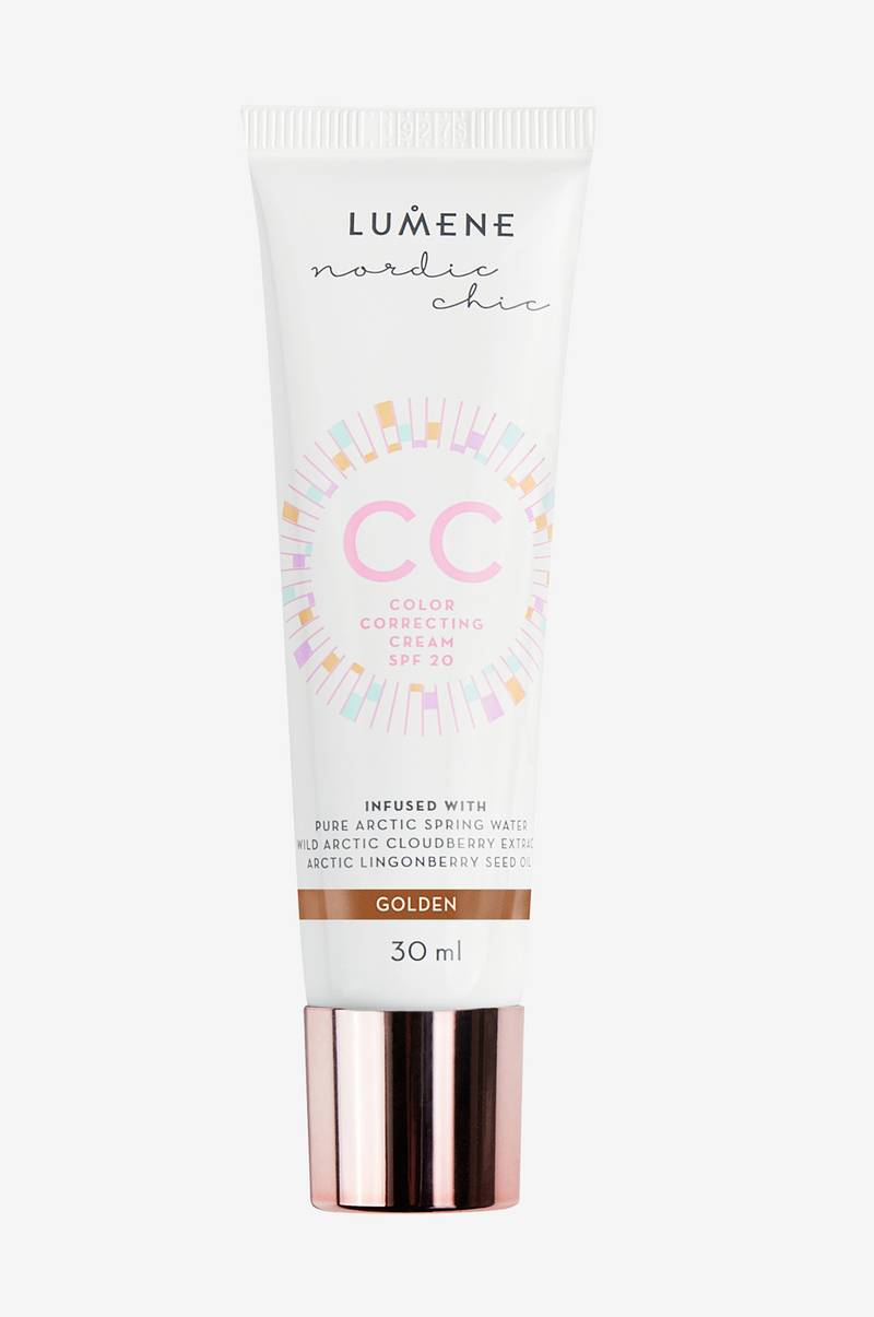 CC Color Correcting Cream 30 ml