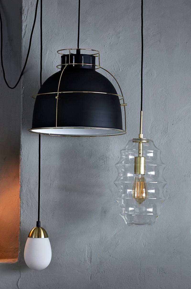 Loftlampe Anthony