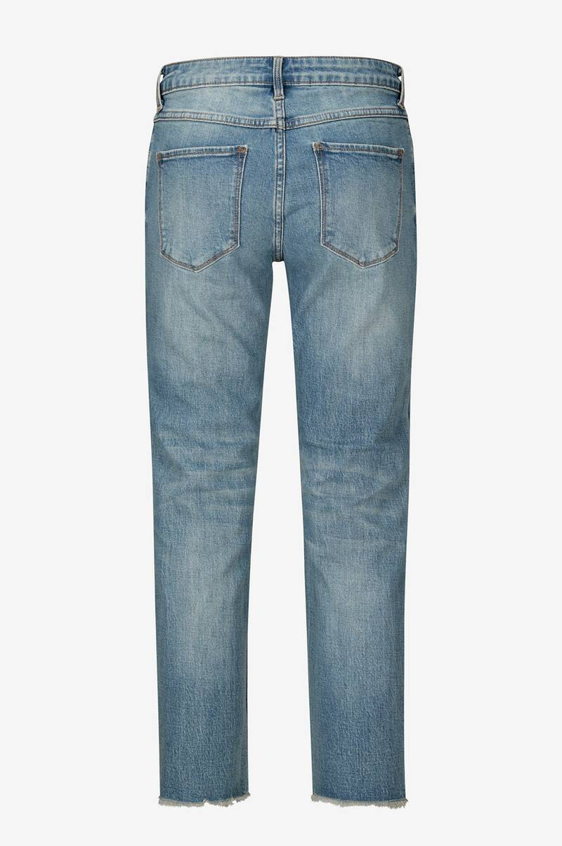 Jeans Vihint RW Cropped Straight