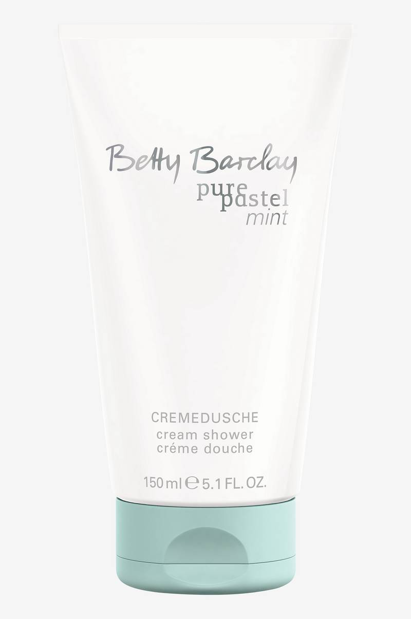 betty barclay pure pastel mint showergel 150 ml sk nhed. Black Bedroom Furniture Sets. Home Design Ideas