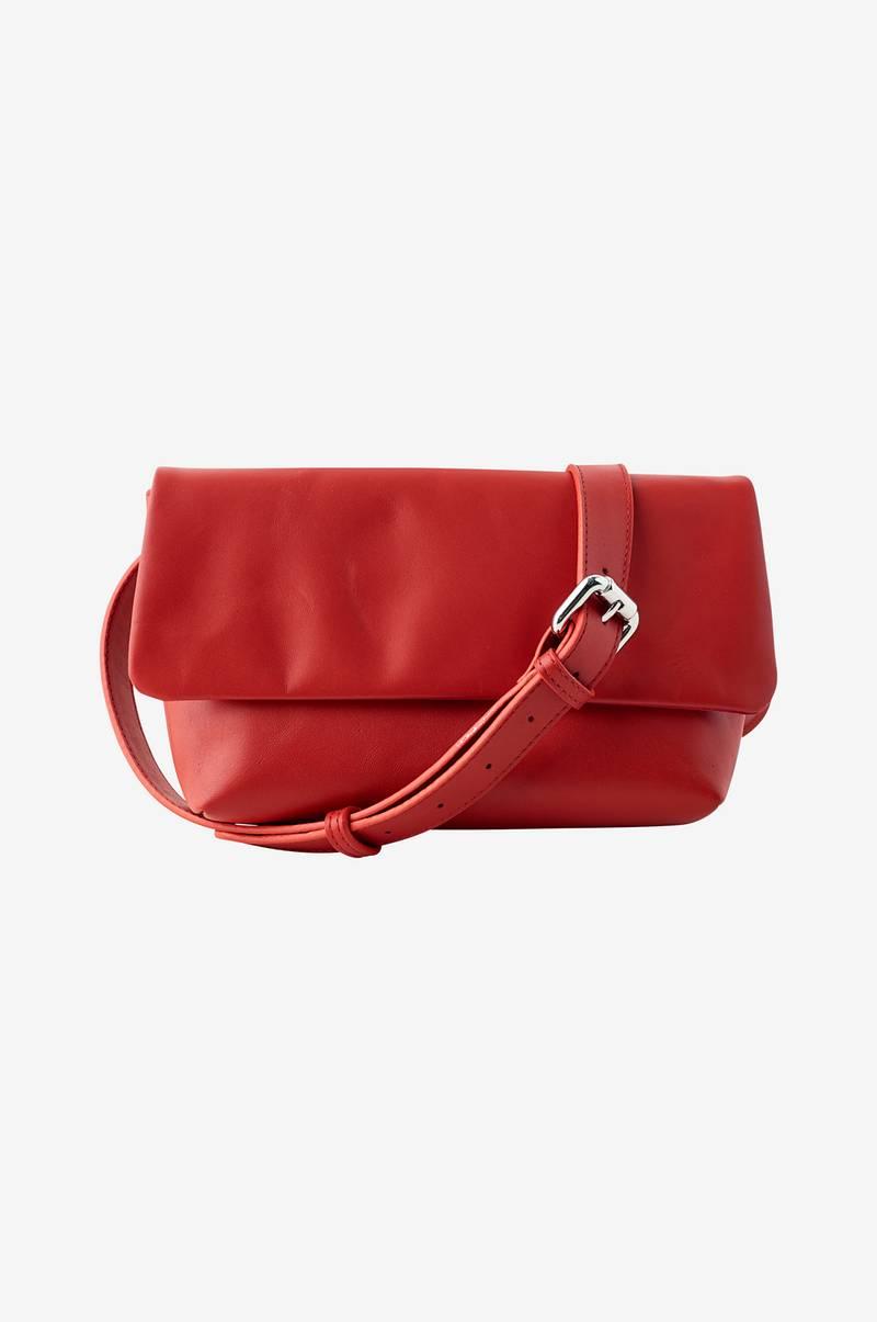 Punainen Chanel Laukku : Vagabond copenhagen laukku punainen naiset ellos fi