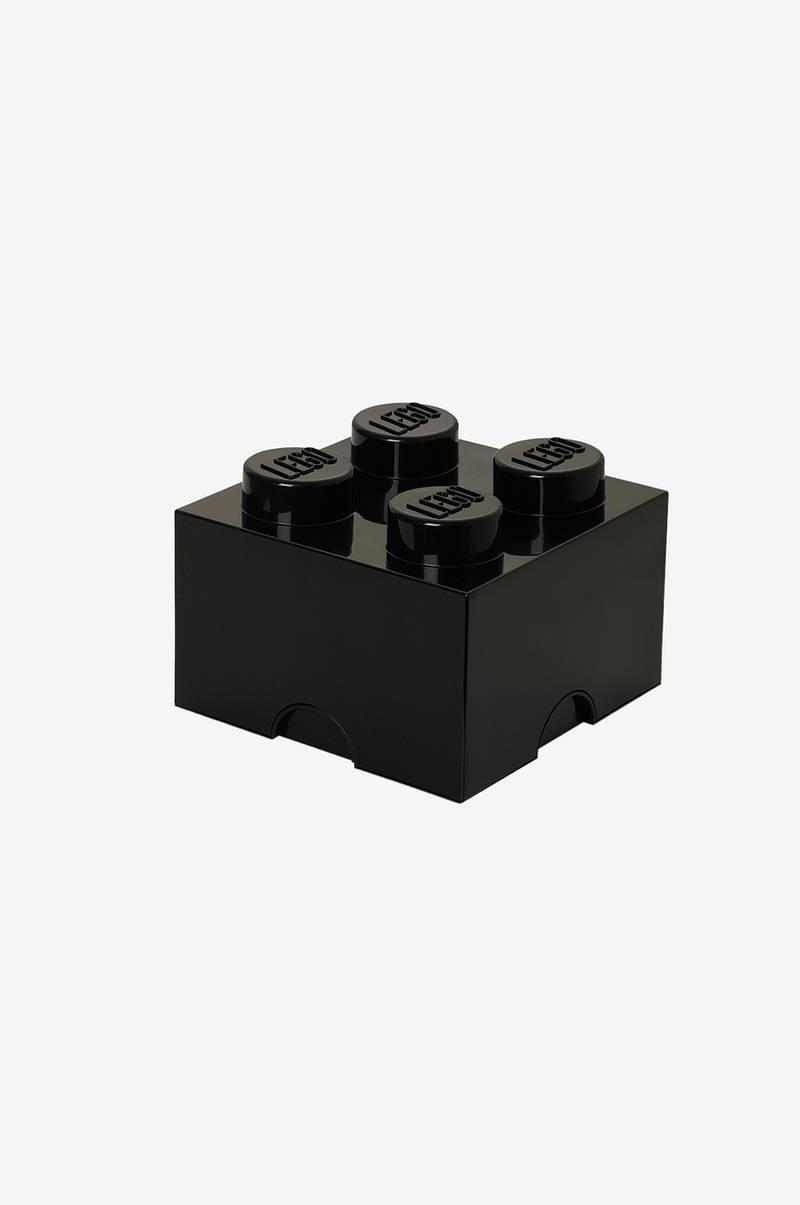 LEGO LEGO opbevaring 4, sort - Børn - Ellos.dk