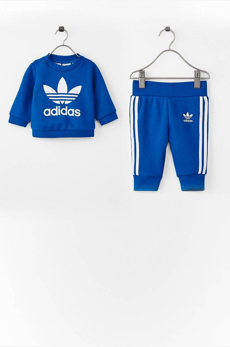 adidas Originals Trefoil Crew Set -collegepusero- ja housut ... ced8327d8b