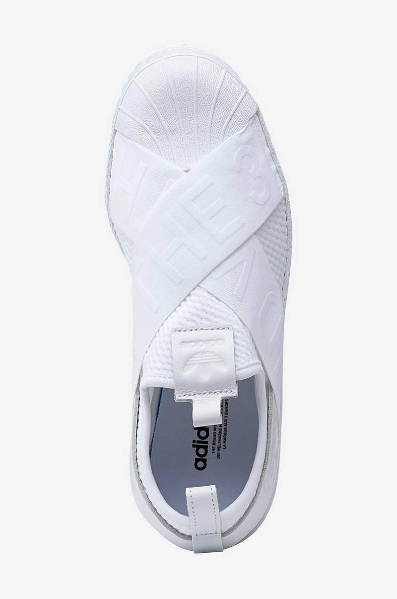 adidas Originals Superstar Slip-on W -tennarit - Valkoinen - Naiset ... 9ce3e2f779d56