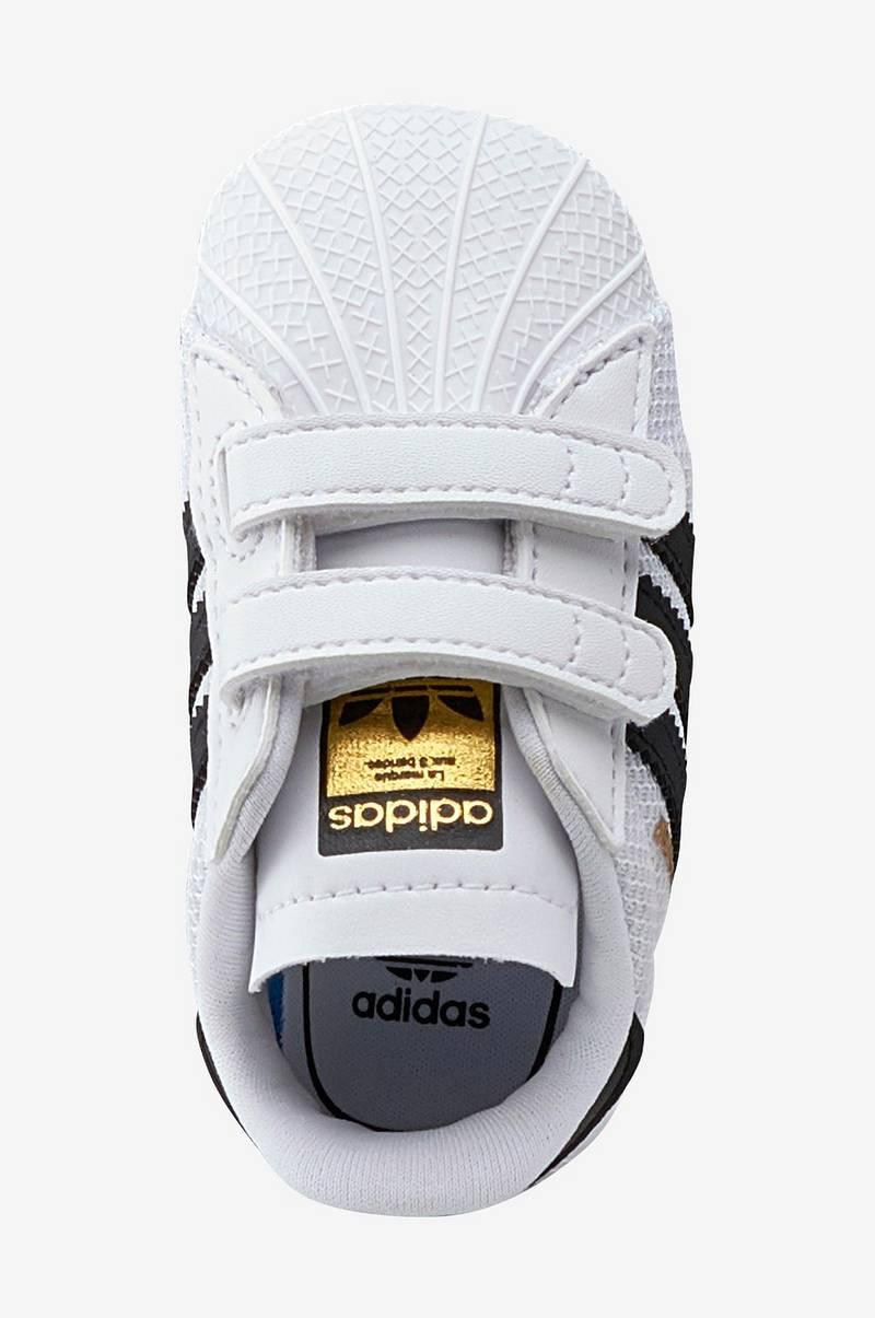 c3d13f5e57b adidas Originals Babyskor Superstar Crib - Vit - Barn - Ellos.se