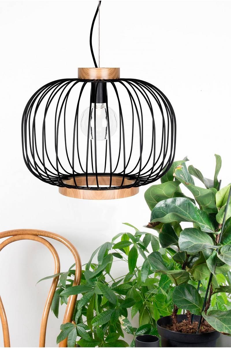 globen lighting taklampa berlin svart svart hem. Black Bedroom Furniture Sets. Home Design Ideas