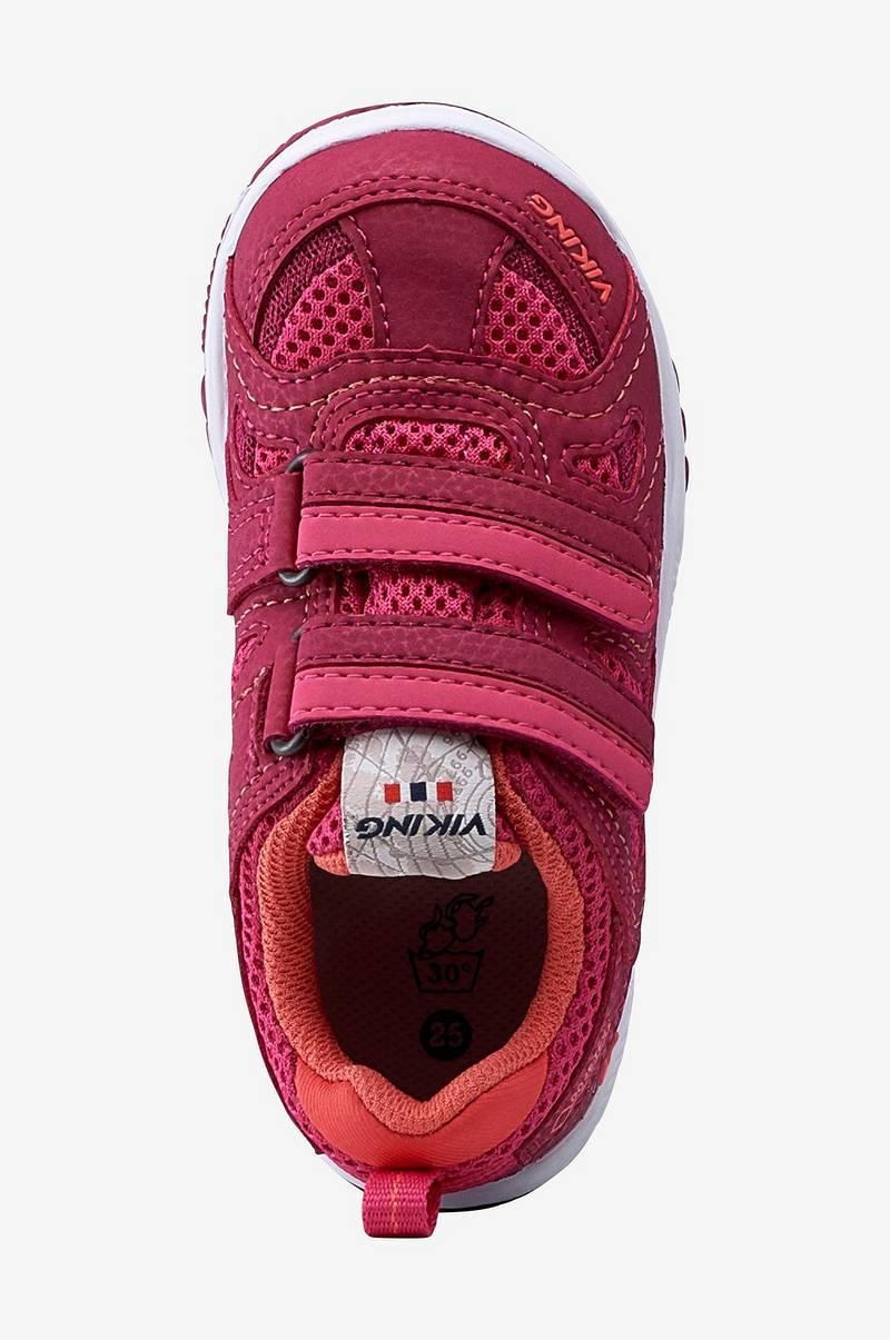 5767ab78d7b Viking Sneakers Cascade II GTX - Rosa - Barn - Ellos.no