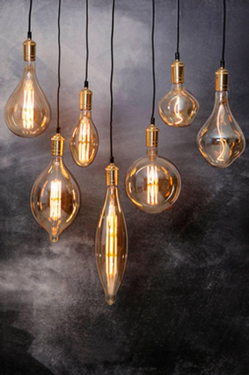 star trading led lampe e27 g200 industrial vintage hjem. Black Bedroom Furniture Sets. Home Design Ideas