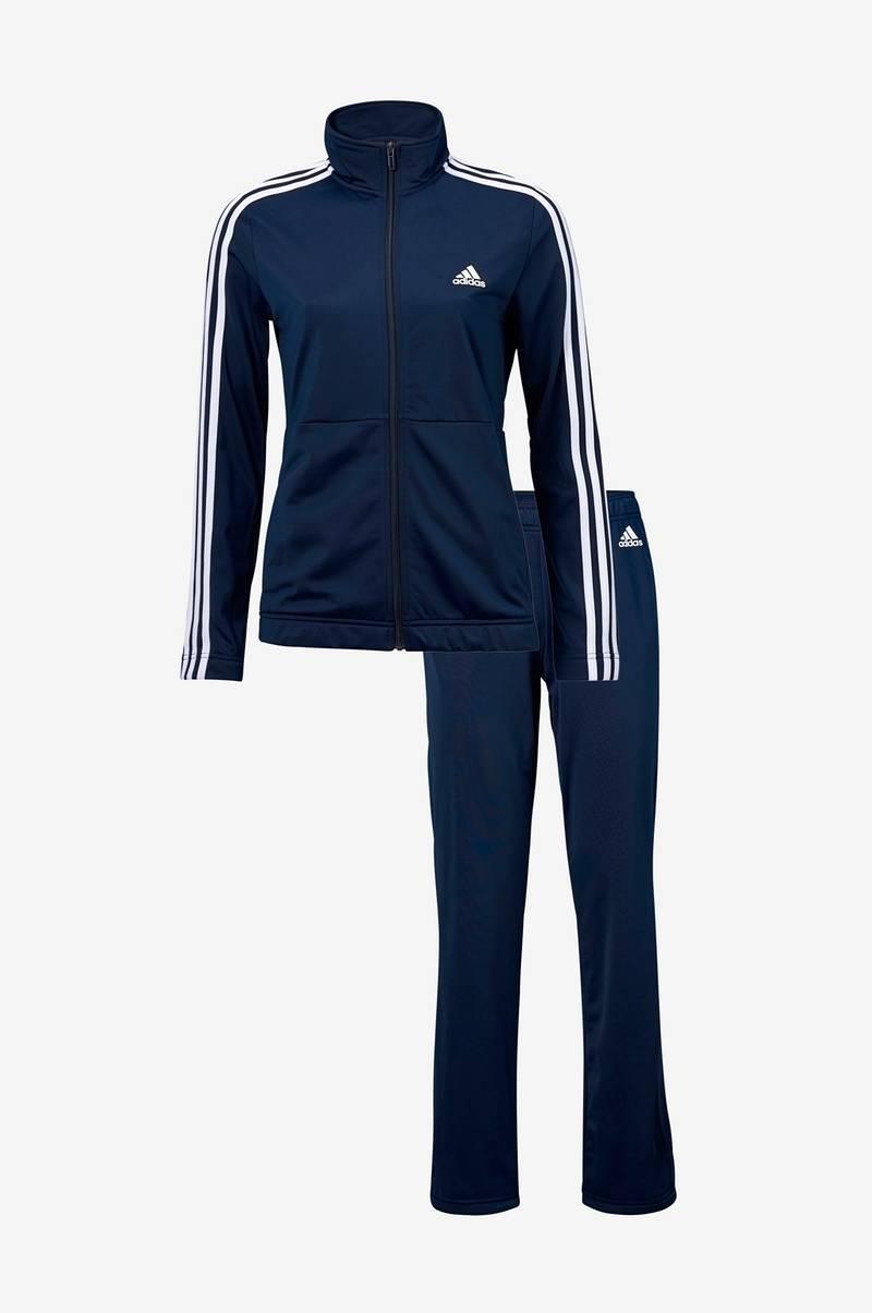 3e8885b5 adidas Sport Performance Treningssett Back 2 Basics 3-stripes - Blå ...