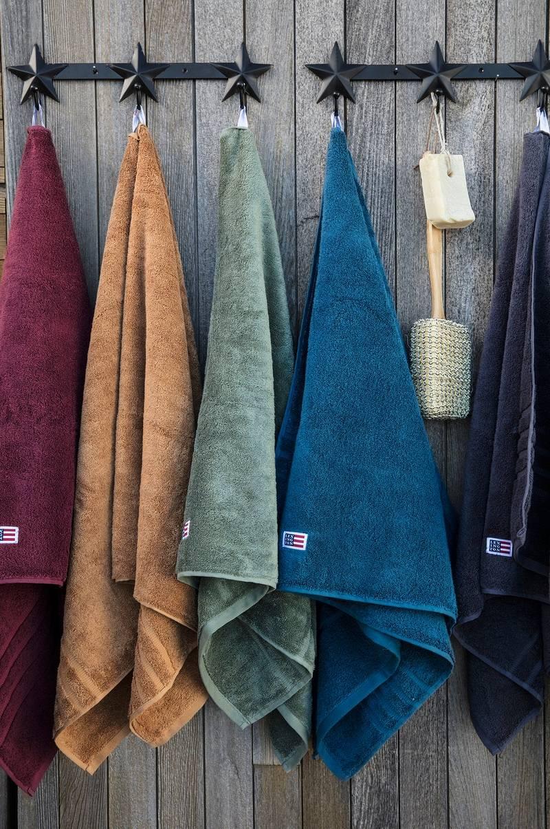 Lexington Handduk Original Towel 50x70 - Blå - Hem   inredning ... d53973b1bbeb2