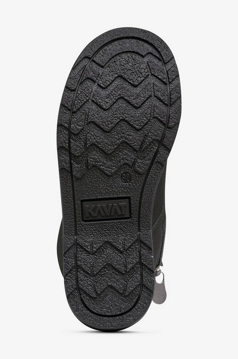 Kavat Lervik JR XC kengät - Musta - Lapset - Ellos.fi b8f9bb979d