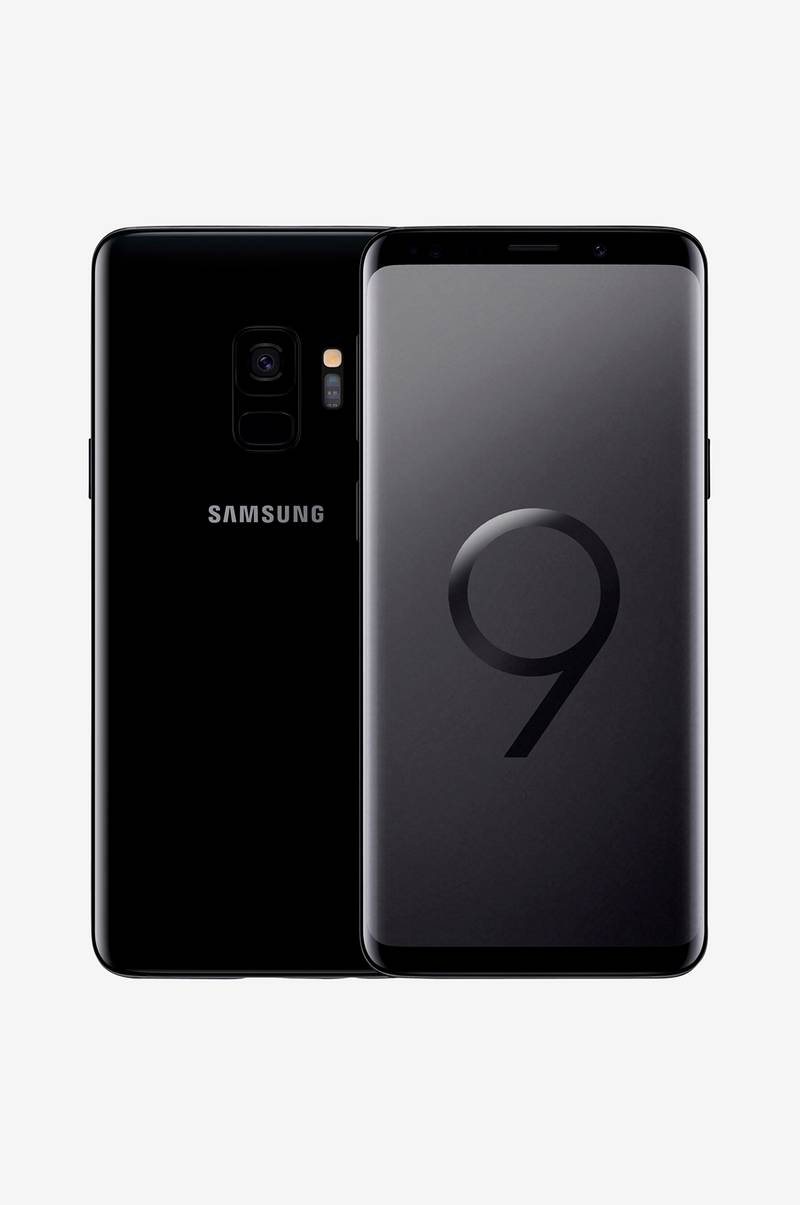 Galaxy S9 64GB Black